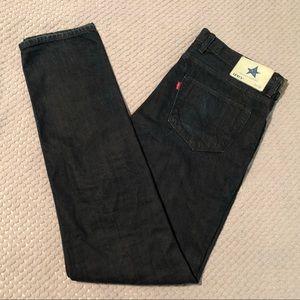 RARE Levi's x Blue Fingered Genius Skinny Jeans